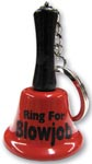 Ring For Blow Job Keychain