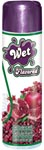 Wet Clear Flavored Personal Lubricant - 3.5 oz Pomergranate