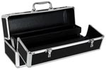 Large Lockable Vibrator Case - Black
