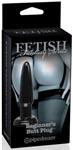 Limited Edition Fetish Fantasy Beginner's Butt Plug - Black