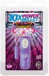10x Power Bullet Slim - Purple