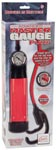 Advanced Master Gauge Pump - Red