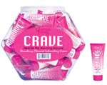 Crave Heat For The Warming Arousal - Strawberry Bowl Of 36