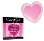 Crazy Girl Warming Body Massager Heart