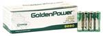 Golden Power Battery Aa - Box Of 60