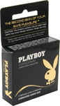 Playboy Lubricated Large - Box Of 3