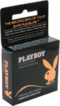 Playboy Lubricated Ultra Thin - Box Of 3