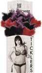 Sex & Mischief- Tickler Display Box - Asst. Feather Ticklers 18 Count