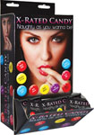 X-Rated Party Candy - Display Of 50