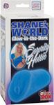 Shane's World Glow In The Dark Sorority Hotties Masturbator - Blue