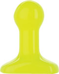 Glo Vibrating Pop Plug - Yellow