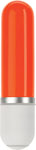 Glo 2.5in Mini Vibrator - Orange