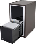 One Touch CD/DVD Cabinet - Stackable