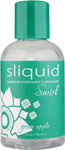 Sliquid Swirl Lubricant Green Apple Pomegranate - 4.2 Oz Bottle