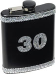 30 Birthday Flask