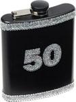 50 Birthday Flask
