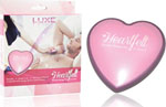 Blush Heartfelt Warming Massage Pad - Pink