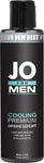System JO Premium Silicone Cool Lubricant For Men - 4.25 oz