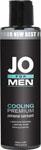 System JO Premium Silicone Cool Lubricant For Men - 4.25 oz