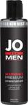 System JO Premium Silicone Warming Lubricant For Men - 4.25 oz