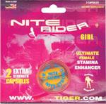 Nite Rider Girl Power Sexual Enhancement Pill - 2 Ct Packet
