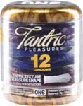 One Tantric Pleasures Condoms - Box Of 12
