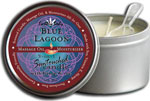 Earthly Body 3 In 1 Candle - 6 Oz Blue Lagoon Colletion