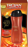 Trojan Lubricant - 3 Oz Tingly Warmth