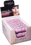 Crazy Girl Wanna Be Kissable Flavored Lip Balm - Display Of 18