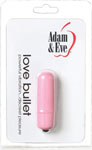 Adam & Eve Love Bullet - Pink