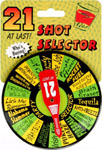 21 Shot Selector Game