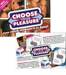 Choose Your Pleasure Game