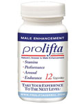 Prolifta Male Enhancement - Bottle Of 12