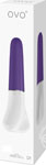 Ovo D1 Silicone Mini Vibe Waterproof White And Lilac