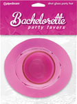 Bachelorette Party Favors Shot Glass Party Hat W/Removable Shot Glass