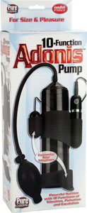 Adonis 10 Function Pump - Smoke