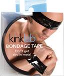 Kinklab Male Bondage Tape - Black