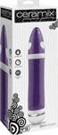 Ceramix Pleasure Pottery Ultra Powerful Vibrator No. 11 - Purple/White