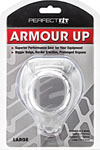 Perfect Fit Armour Up Large - Clear