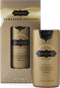 Kama Sutra Pleasure Potion Silicone Lube - 3.4 Oz