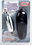 Dr.Joel Kaplan Power Prostate Massager - Silver