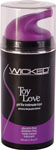 Wicked Sensual Care Collection Waterbased Gel For Toys - 3.3 Oz