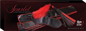 Adam & Eve Scarlet Couture Bondage Kit