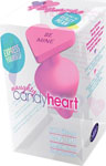 Blush Naughty Candy Heart Be Mine Plug - Pink