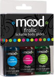 Mood Lube Frolic-Lickable Body Glide - Asst.