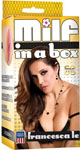 Milf In A Box Signature Stroker - Francesca Le