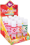 I-D Frutopia Natural Lubricant - 1 Oz Display Of 12