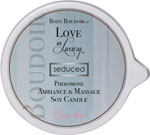 Love In Luxury Soy Massage Candle - 6 Oz Sweet Blush