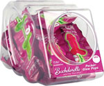 Bachelorette Party Favors Glow Stick Pop - Asst. Flavors Bowl Of 24