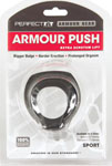 Perfect Fit Armour Push Sport Size - Black
